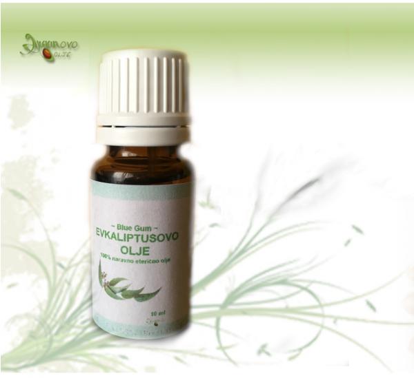 eterično evkaliptusovo olje